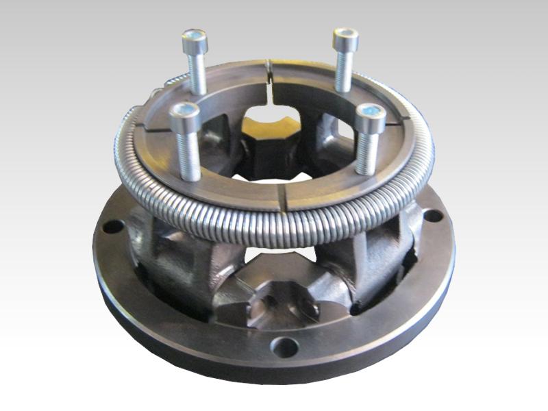 Neck Ring Mechanism