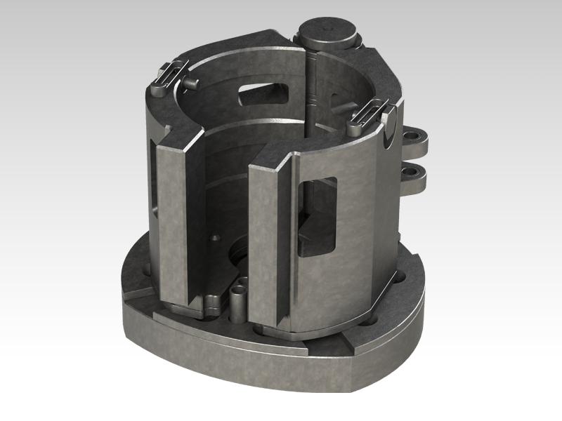 Oto Press Mold Holder